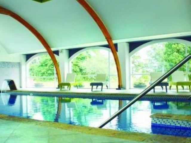 piscina climatizada en Don Joaquín